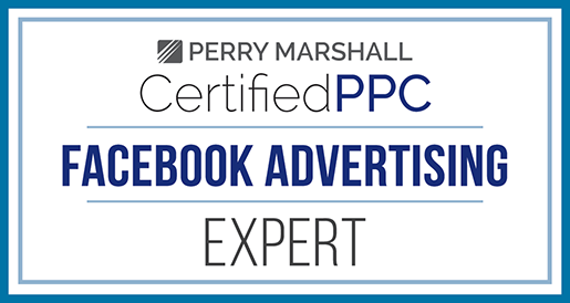 Facebook advertising manager online marketing consultants online the only perry marshall certified facebook advertising agency malvernweather Images