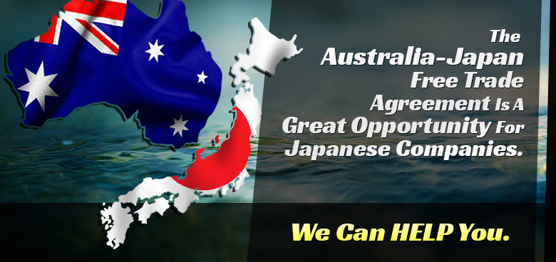 Australia Japan Free Trade Agreement Online Marketing Consultants